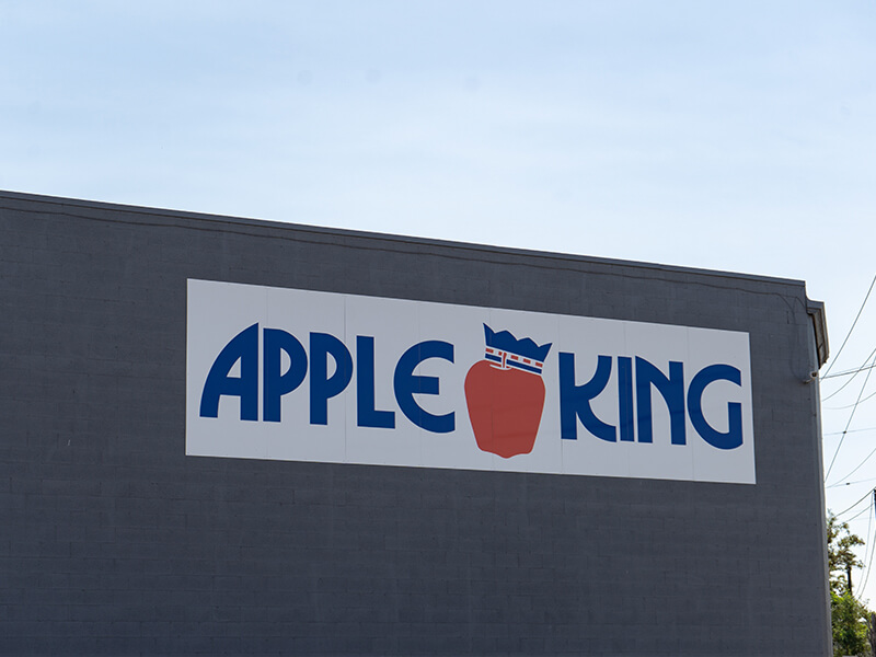 Apple King